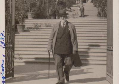 Ettore Fenderl a Salsomaggiore 1937