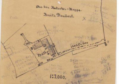 Mappa La Tana disegnata da Fenderl