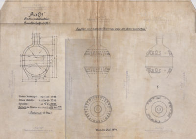 Progetto RaOs Radiumindustrie-Gesellschaft m.b.H. - 1914